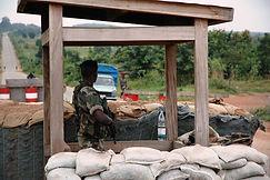 War correspondent security