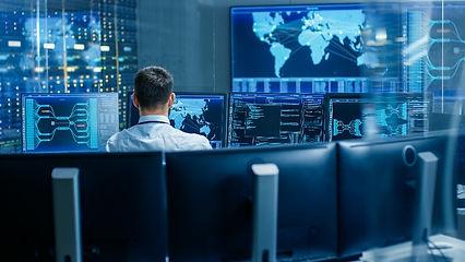 Global tracking company
