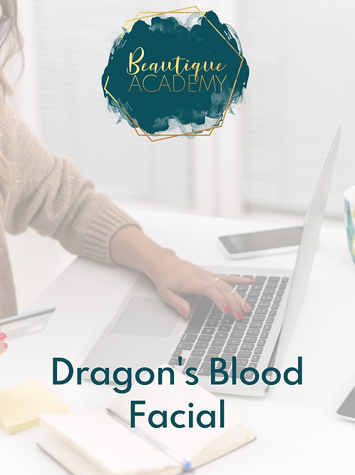 Dragon's Blood Facial
