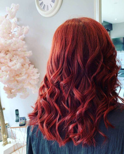 Hair @ eNVy Beauty