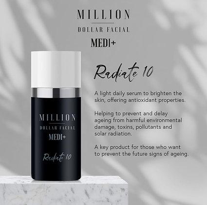 Medi+ Radiate 10 | 30ml