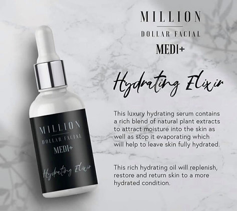 Medi+ Hydrating Elixir | 30ml