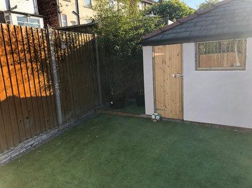 K REND SHED
