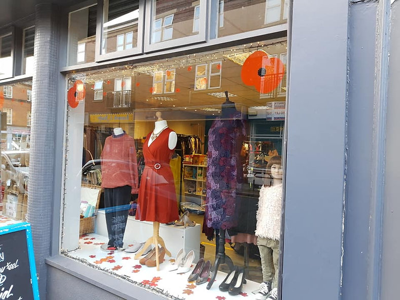 Make It Happen   Birkenhead   Shop Window