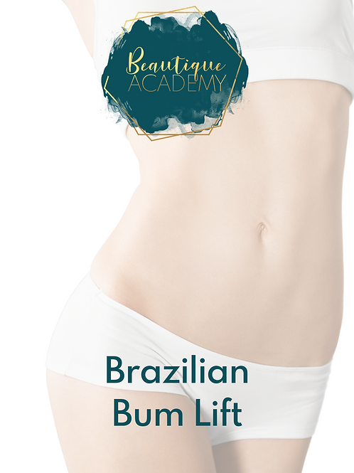 Brazilian Bum Lift (with machine)