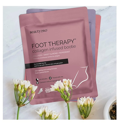 Foot Therapy | Collagen Infused Bootie