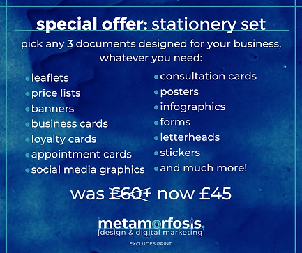 Metamorfosis Design | Special Offers