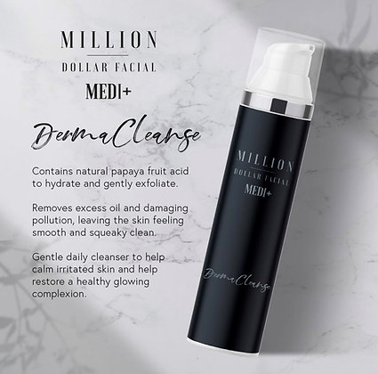 Medi+ Dermacleanse Daily Cleanser   100ml