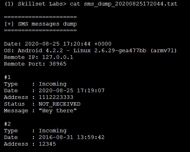 Android Exploitation