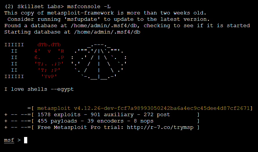 Post-Exploit Password Cracking