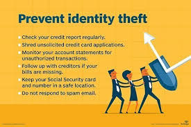 How to prevent identity theft