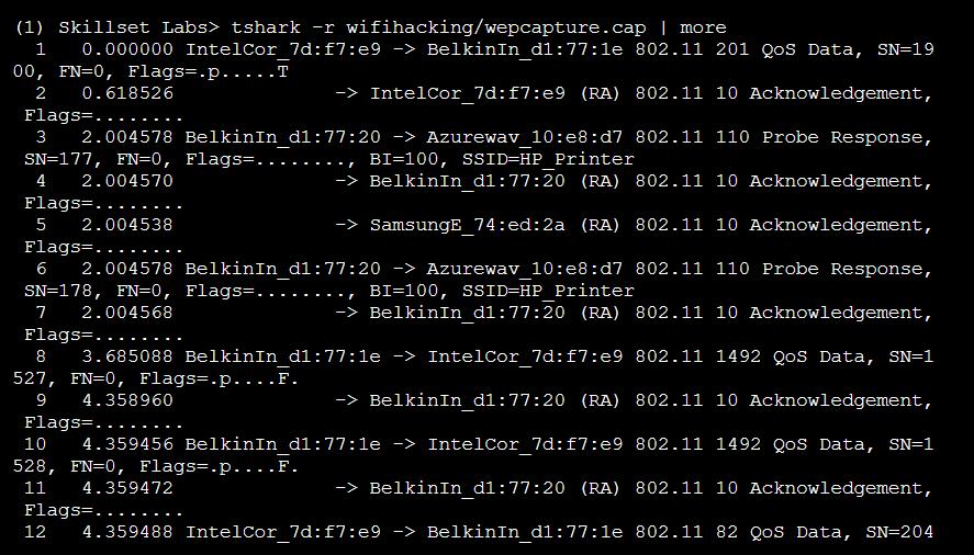Wi-fi Pentesting with Aircrack-ng