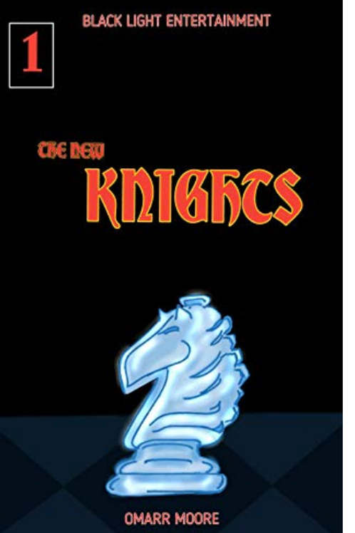 The New Knights: Issue 1