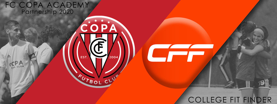 FC Copa Academy Launches Partnership with College Fit Finder