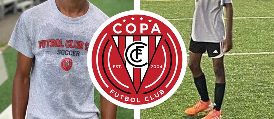 FC Copa Brooklyn Player Spotlights: Eric King, B04 and Elijah King, B06
