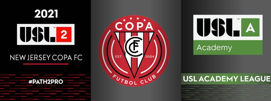 FC Copa Joins USL 2 and USL Academy