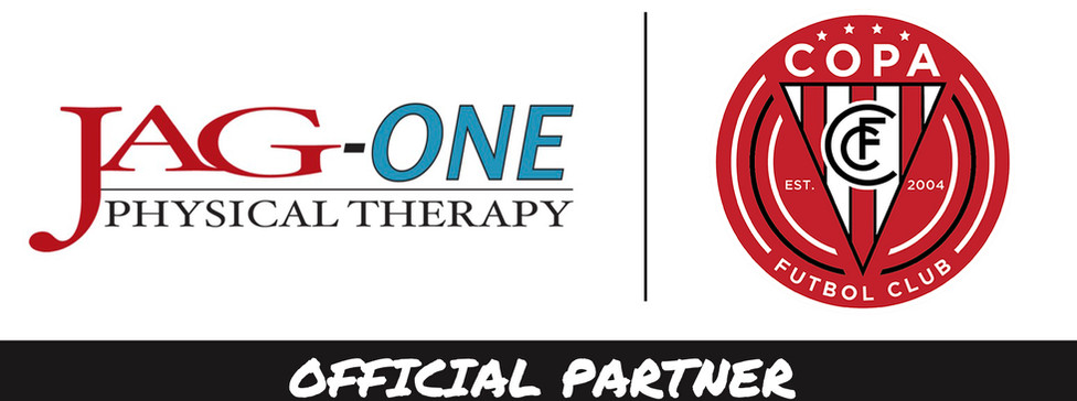 JAG-ONE Physical Therapy & FC Copa Academy Announce Partnership