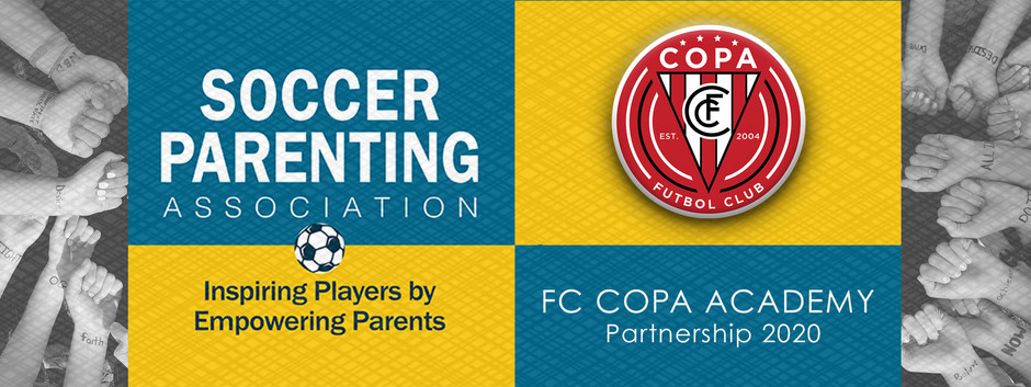 FC Copa Academy Partners with Soccer Parenting Association