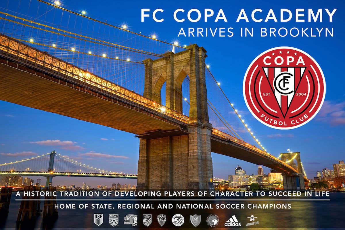Brooklyn Bridge FC Copa Academy