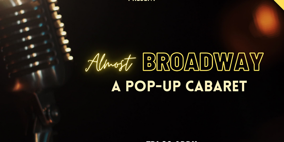 Live on The Rooftop: Almost Broadway
