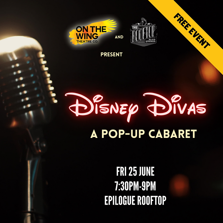 Live on The Rooftop: DISNEY DIVAS