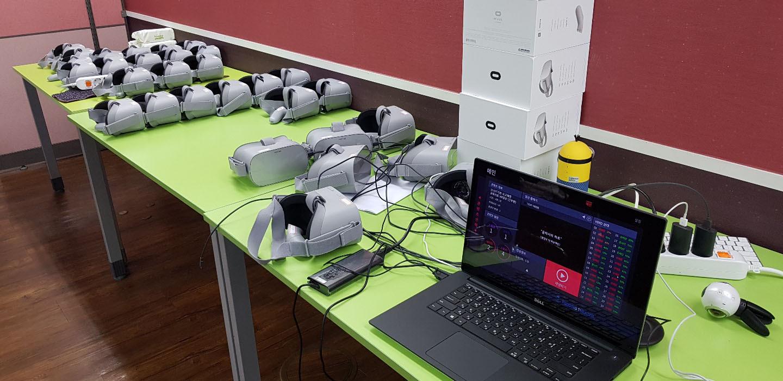 푸딩 씨어터 (with. Oculus Go)