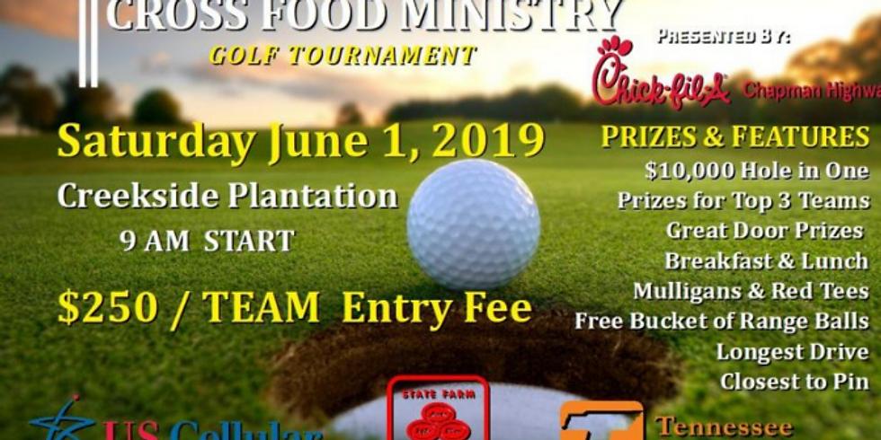Cross Food Ministry Golf Tournament