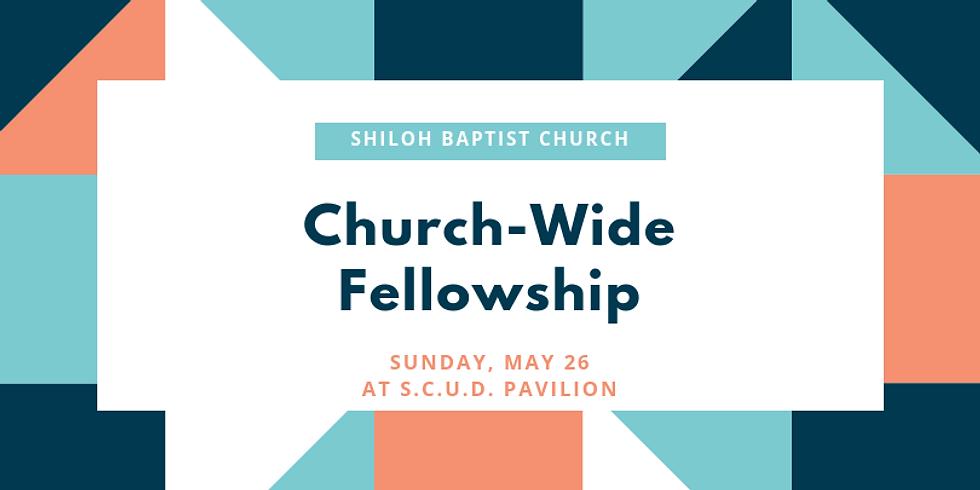 Church-wide Fellowship