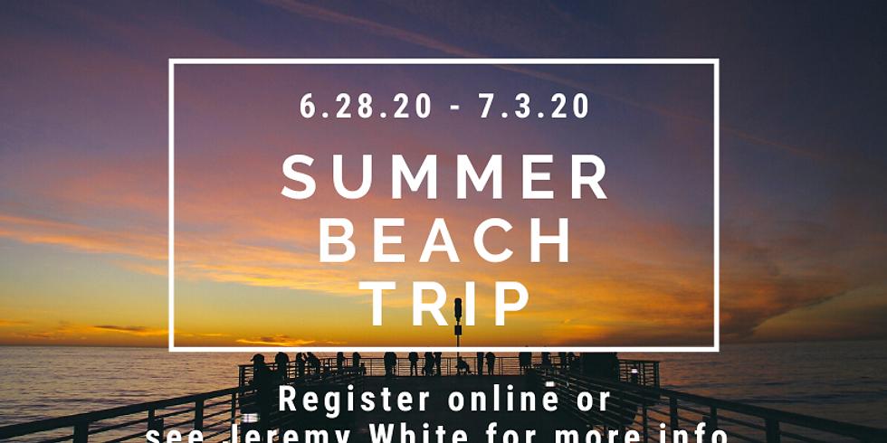 Shiloh Summer Beach Trip