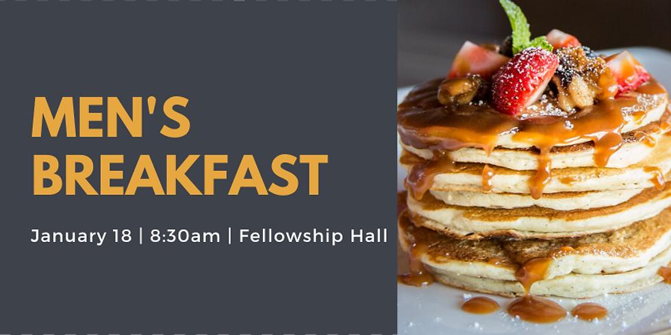 Shiloh Men's Breakfast