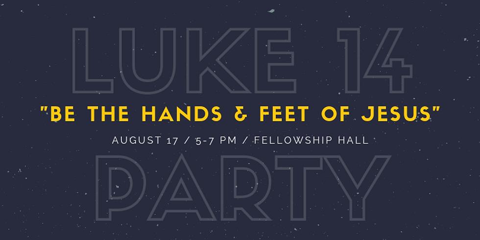Luke 14 Party