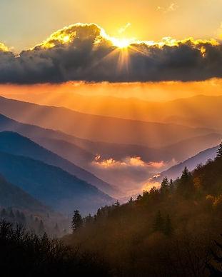 Breathtaking-view-near-a-Great-Smoky-Mou