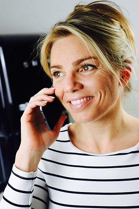 Eenmalig online/telefonisch voedingsconsult