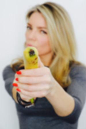 Voedingsdeskundige Sabine Leijten