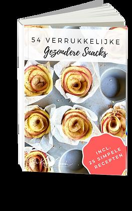 54 Verrukkelijke Gezonde(re) Snacks