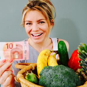 ¡6 consejos para comer saludable con bajopresupuesto!