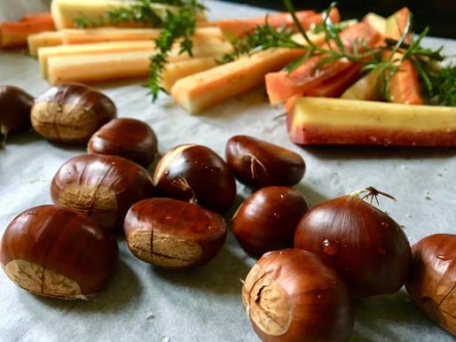 Een gezonde boswandeling incl. recepten