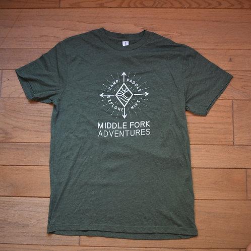 Camp Paddle Hike Explore - Mens