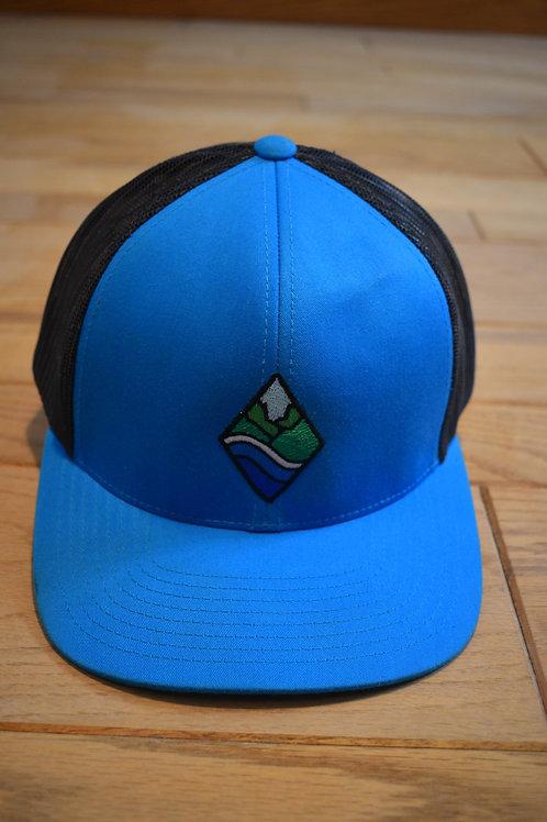 Official Blue Diamond Trucker Hat