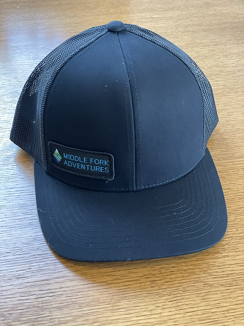 Official Black Trucker Hat
