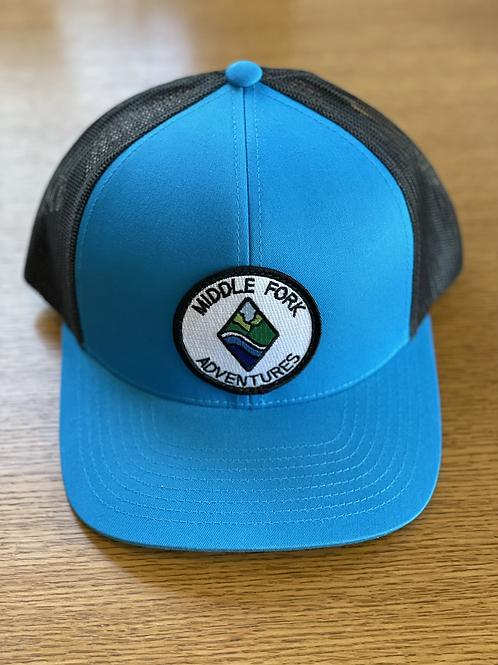 Official Blue Trucker Hat