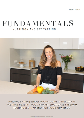 Fundamentals - Nutrition and EFT Tapping