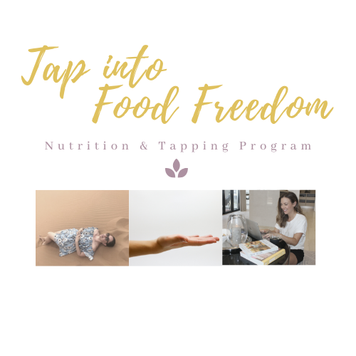 Tap into Food Freedom pic Logo
