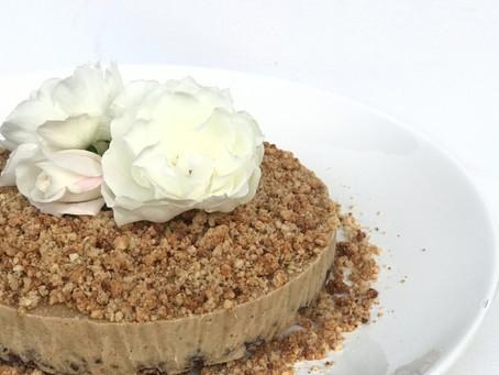 Cashew Gaytime Cheesecake