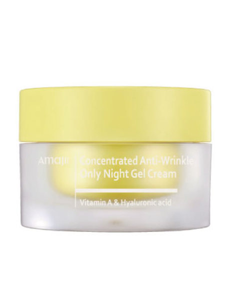 ANTI-WRINKLE NIGHT GEL-CREAM
