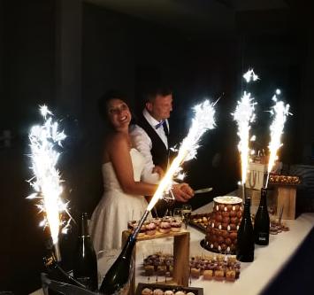 Un mariage original pour ouvrir la saison 2019 !