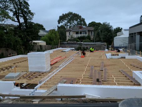 Brickless Construction