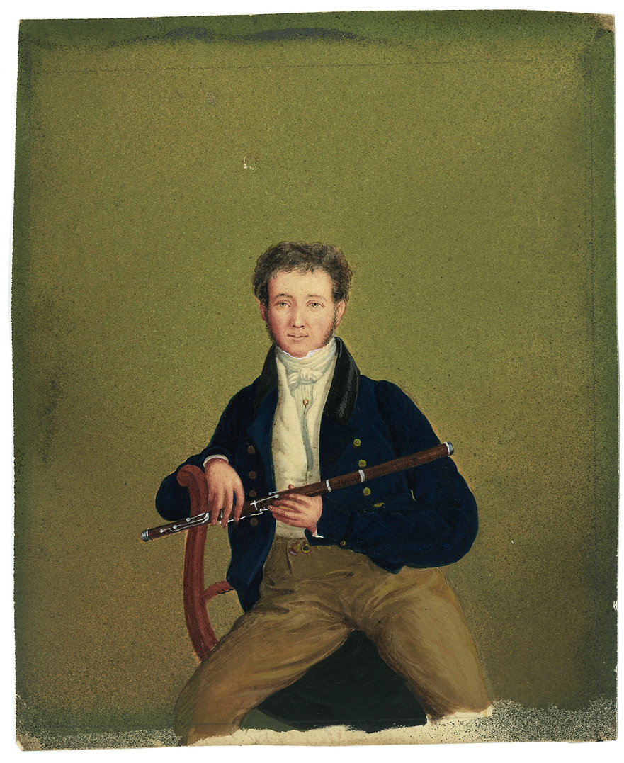 Henry Wylde small portrait with flute.jp