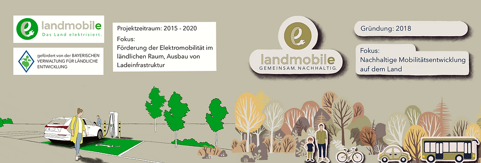 Vom Modellprojekt zum Verein landmobile.