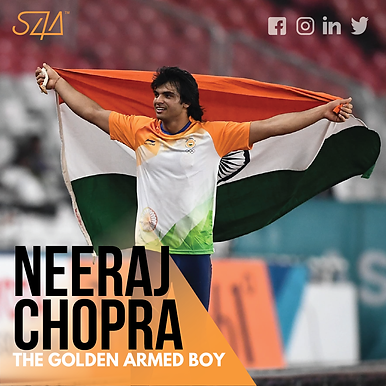 Neeraj Chopra: The Golden Armed Boy